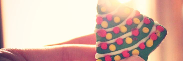 tasty christmas tree