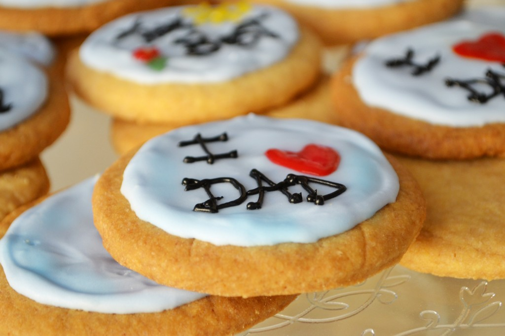 Father's Day Biscuits - How To Guide | Yolli News