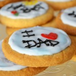 Father's Day Biscuits - How To Guide