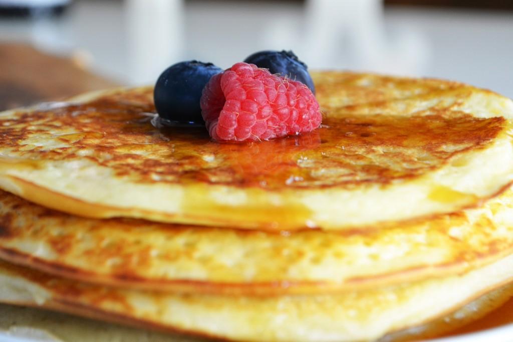 fudge pancakes 3