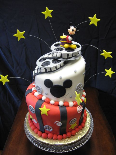 Amazing Disney Themed Cakes Yolli News