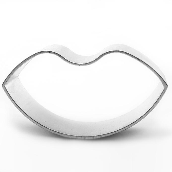 COCU017-Lips-Cookie-Cutter