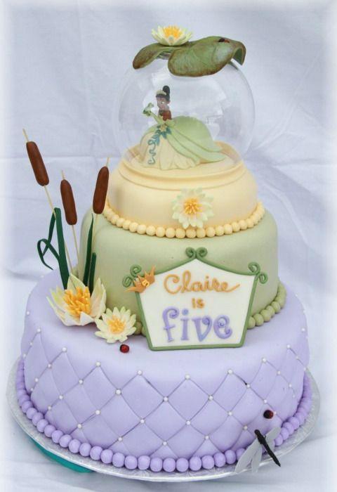 Amazing Disney Themed Cakes | Yolli News