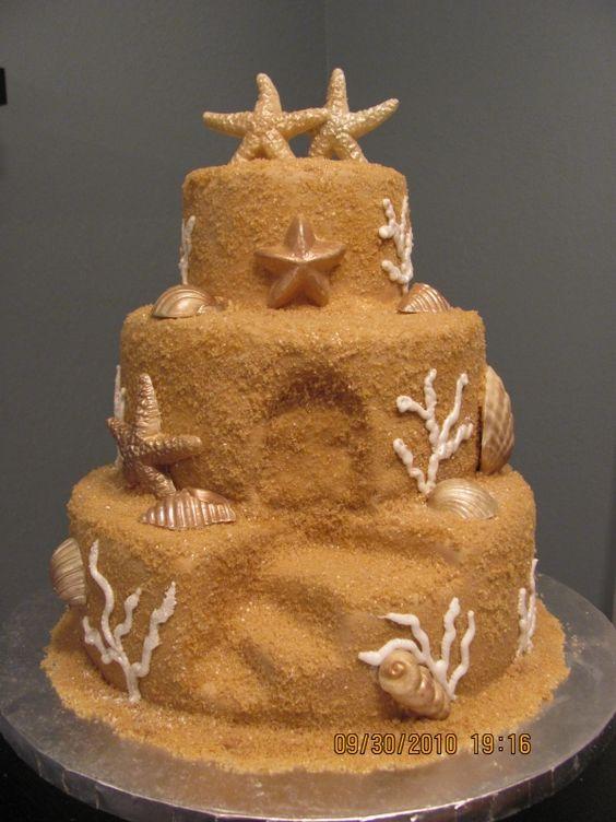 sandcastle cake 7