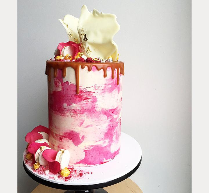 drip cake anjes