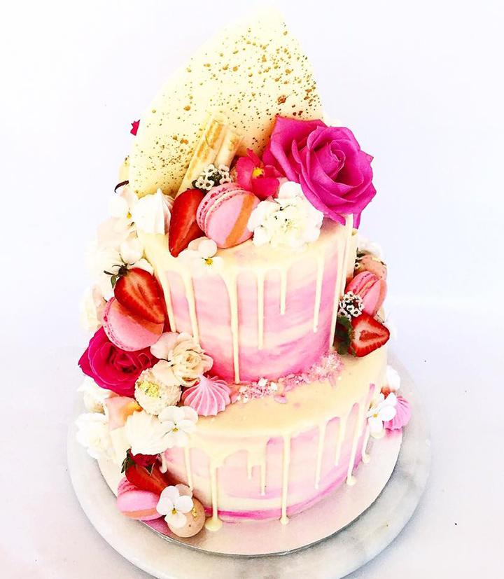 drip cake dont tell charles