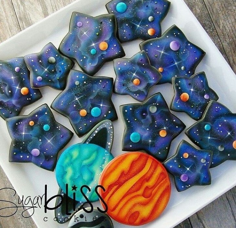galaxy biscuits