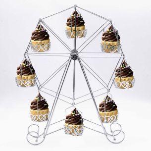 Ferris Wheel Display Cake Stand