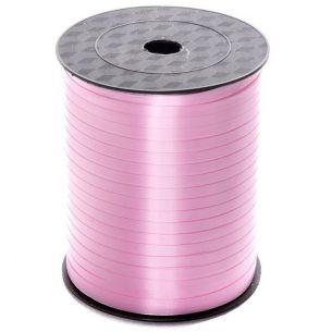 Pastel Pink Ribbon 500 Metres