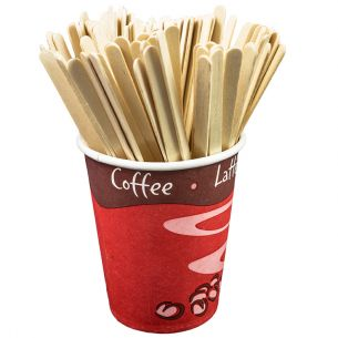 1000 Coffee Stirrers