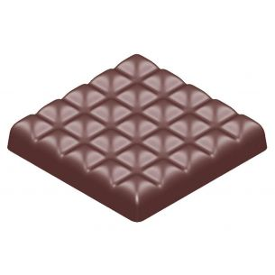 Chocolate-Shaped Tablet Square