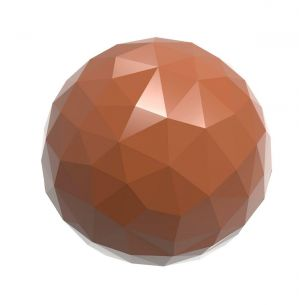 Chocolate Mould Ball Facet