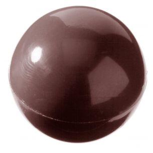 Chocolate Mold Hemisphere � 25 mm