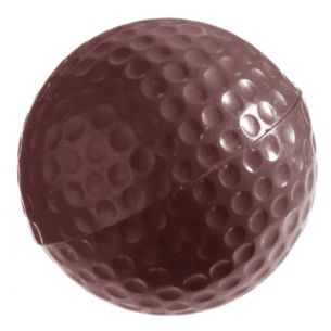 Chocolate Mould Golf Ball � 39.5 mm cw1206