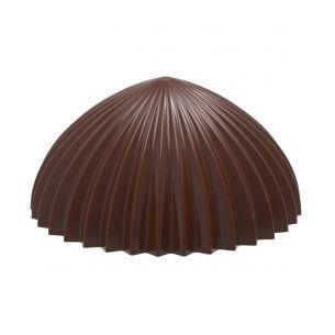 Chocolate Shape Hemisphere Pliss�