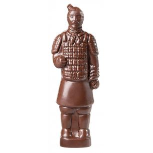 Chocolate Mould Chinese Warrior