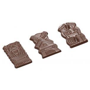 Chocolate Mould Speculaas Vintage