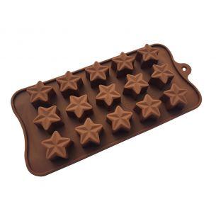 stars silicone mould