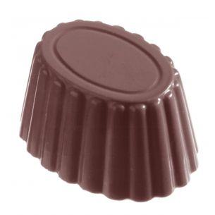 Chocoladevorm Cuvette Ovaal cw1003