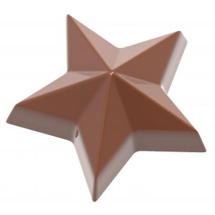 Chocolate Mould Star