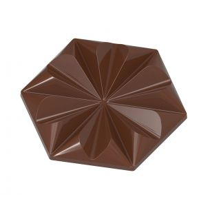 Chocolate Mould - Ruby Tablet