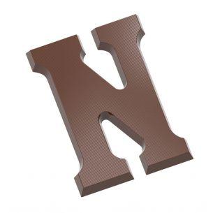 Chocolate Mould Letter N 200 gr