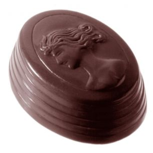 Chocolate Mould Cameo