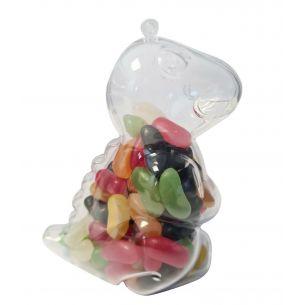 Dinosaur Plastic Sweet Container Decoration Crafts