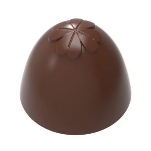 Chocolate Mould American Truffle Clover