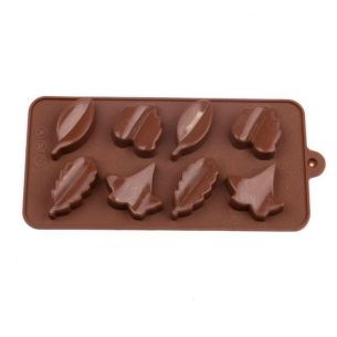 Leaves silicone Mould