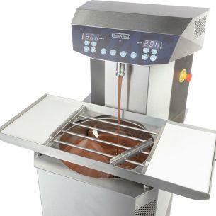 200kg Per Hour Tempering Machine M1450