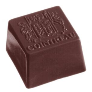 Chocolate Mould Cointreau Square cw1168
