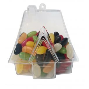 House Plastic Sweet Container Decoration Crafts