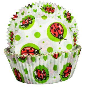 Lady Bird Cupcake Cases x60